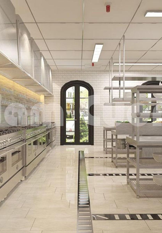Thiết kế bếp khách sạn
