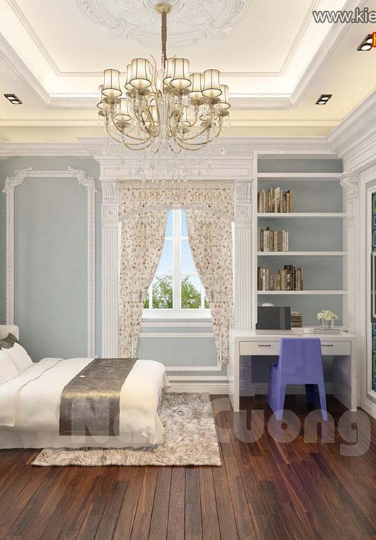 Thiết kế phòng ngủ hợp phong thủy