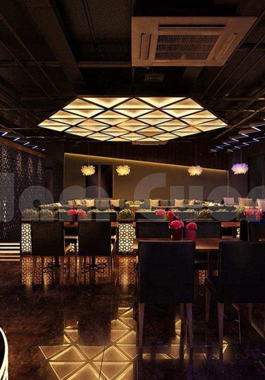 Thiết kế quán cafe bar độc đáo và bắt mắt